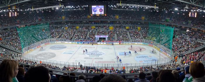 KHL - Hockey Arena